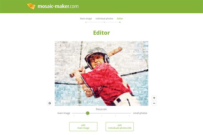 screen editor view